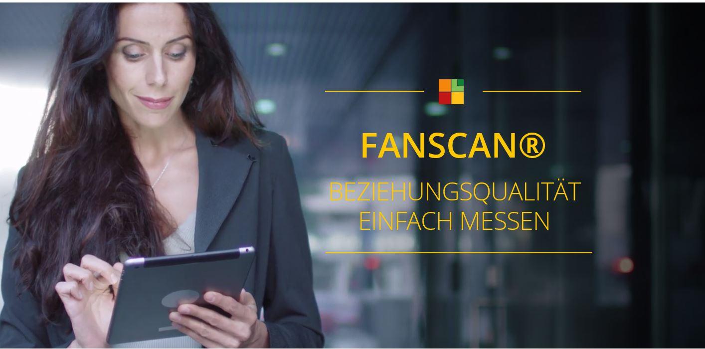 FanScan Webseite