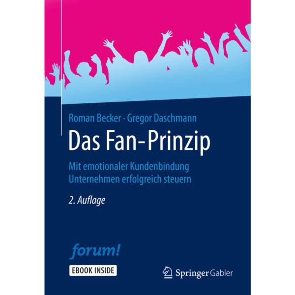 Das Fan-Prinzip Buch